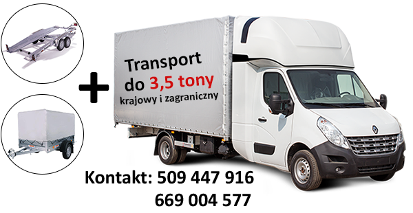 Transport do 3,5 tony